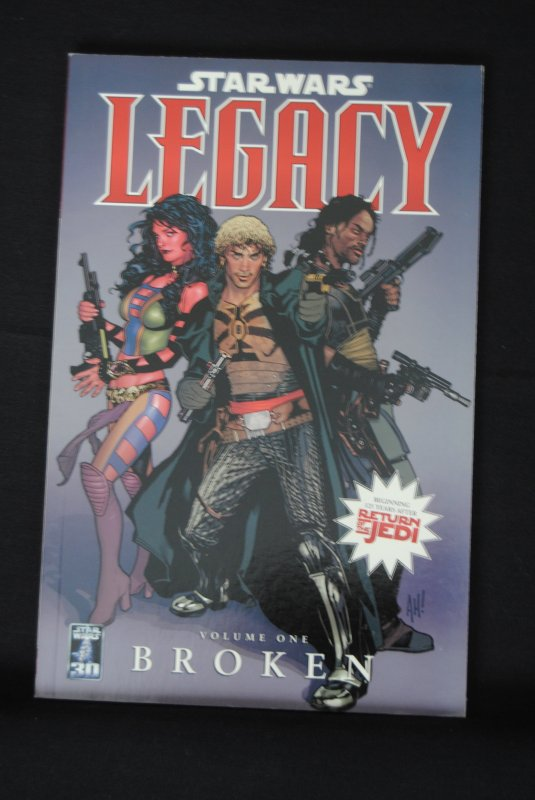 Star Wars Legacy, Broken, Vol 1 TPB