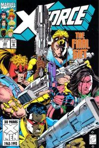 X-Force (1991 series) #22, NM (Stock photo)