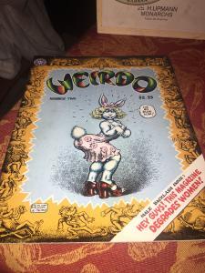 Weirdo #2 R. Crumb!