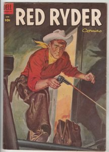 Red Ryder Comics #131 (Jun-54) VF+ High-Grade Red Ryder