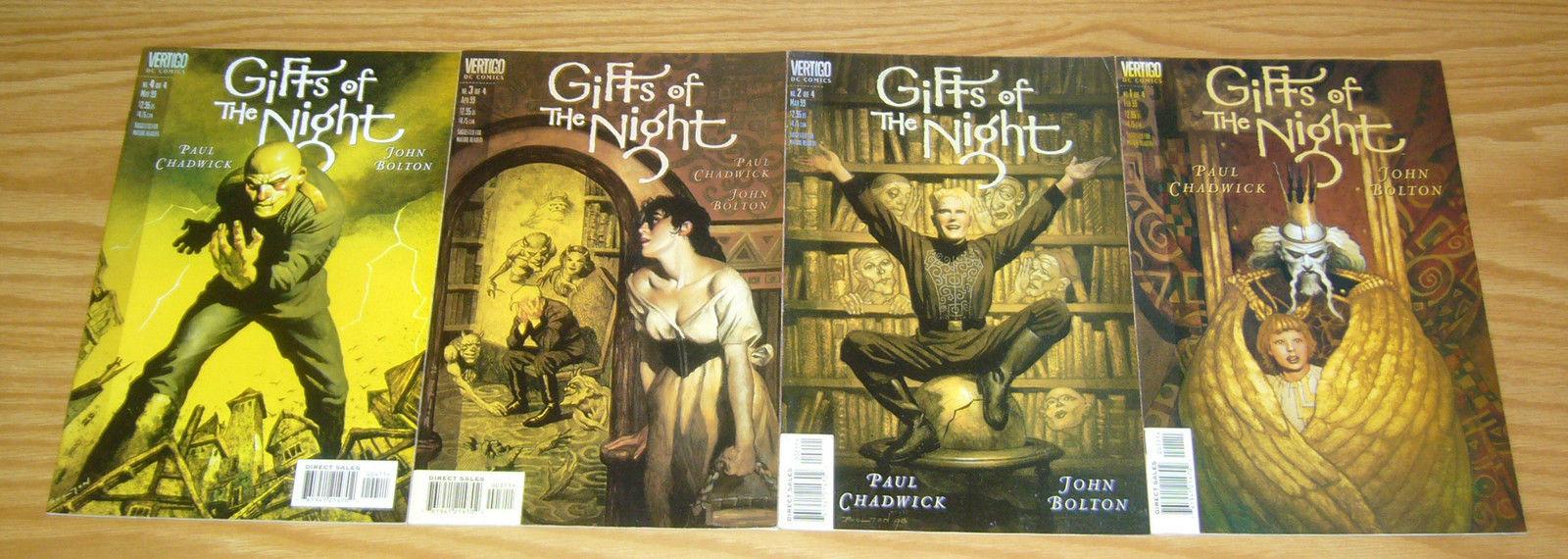 Gifts of the Night No.2 1999 Paul Chadwick /& John Bolton