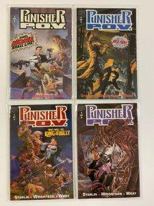 Punisher POV set #1-4 6.0 FN (1991)