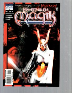 11 Marvel Comics X-Men Magik #1 2 3 X-Men First Class #3 7 8 10 11 12 13 15 EK17
