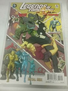 Legends of Tomorrow # 3 A Cover First Print DC Comic 2016 NW64