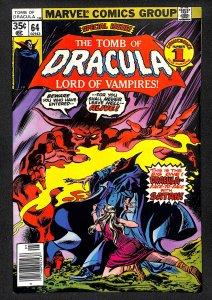 Tomb of Dracula #64 (1978)
