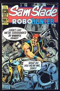 Sam Slade, Robo Hunter #7 (1987)
