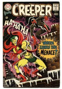 BEWARE THE CREEPER #1 1968-DC COMICS-1ST ISSUE-STEVE DITKO-VF