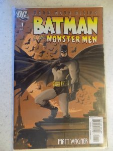 BATMAN AND THE MONSTER MEN # 12