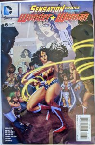 Sensation Comics Featuring Wonder Woman #6 (2015)