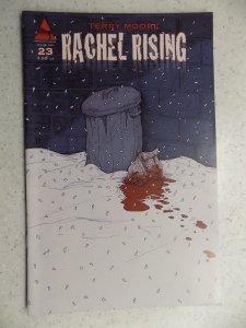 RACHEL RISING TERRY MOORE # 23
