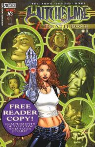 Witchblade #70C VF/NM; Image | save on shipping - details inside