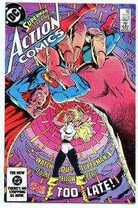 Action Comics 559 Sep 1984 NM- (9.2)
