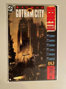 Batman Gotham City Secret Files #1 NM (2000)