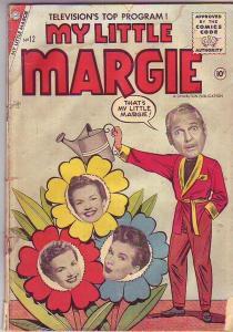 My Little Margie #12 (Jun-56) FR/GD Affordable-Grade Margie