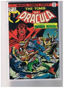 The Tomb Of Dracular # 35 Aug 75