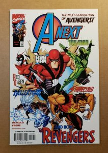 A NEXT THE NEXT GENERATION OF AVENGERS #12 THE REVENGERS VF/NM MARVEL