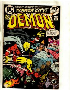 The Demon #12 VF/NM DC Comic Book Jack Kirby Bronze Age Etrigan Fourth World RS1