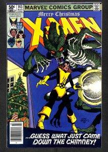 X-Men #143 FN/VF 7.0 Marvel Comics
