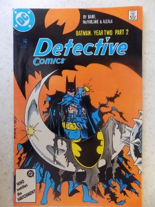 DETECTIVE COMICS # 576 EARLY MCFARLANE