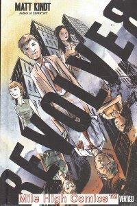 REVOLVER HC (2010 Series) #1 Near Mint