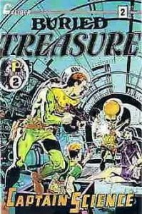 Buried Treasure (2nd Series) #2 VF/NM; Caliber | save on shipping - details insi