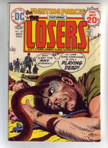 Our Fighting Forces #150 (Sep-74) VF+ High-Grade The Loosers