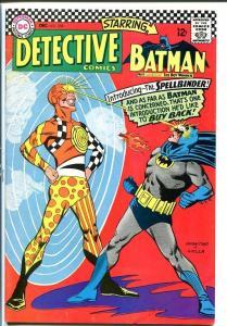 DETECTIVE COMICS #358-BATMAN-DC-1966! FN