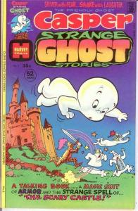 CASPER STRANGE GHOST STORIES (1974-1977) 5 VF-NM COMICS BOOK