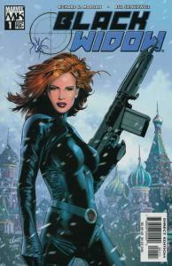 Black Widow (Vol. 3) #1 VF/NM; Marvel | save on shipping - details inside