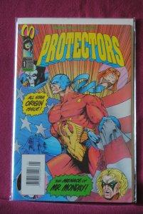 Protectors #1 (1992)