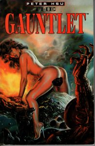 Malibu! The Gauntlet by Peter Hsu! Trade Paperback! 1st Print! Great Book!
