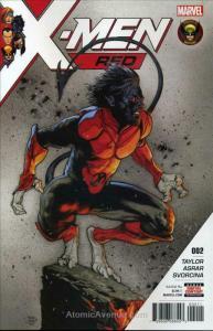 X-Men: Red #2 VF/NM; Marvel | save on shipping - details inside