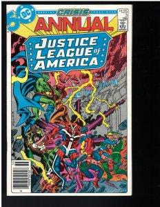 Justice League of America Annual #3 (1985)