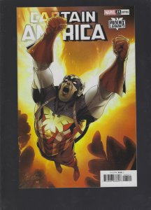 Captain America #25 Variant (2020)