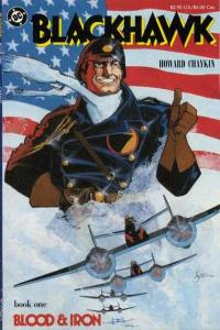 Blackhawk (1988 series) #1, NM (Stock photo)