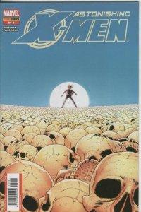 Astonishing X Men volumen 2 numero 09