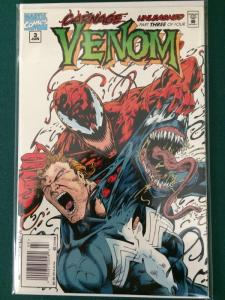 Venom #3 (Carnage Unleashed part 3)