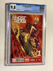 All-new Ghost Rider 1 cgc 9.8 wp 1st robbie reyes