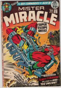 Mister Miracle #6 (Feb-72) NM- High-Grade Scott Free (Mister Miracle), Big Barda