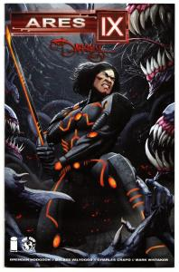 Ares IX Darkness #1 One-Shot (Image, 2018) NM