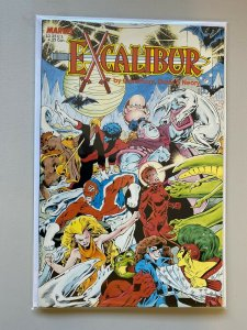 Excalibur The Sword is Drawn #1 8.0 VF (1988)