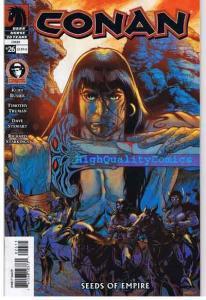 CONAN #26, NM, Tim Truman, Dark Horse, Blood, 2004, more in store