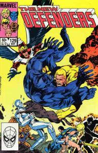 Defenders, The #129 VF; Marvel | save on shipping - details inside