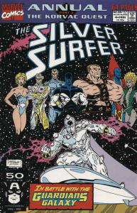 Silver Surfer, The (Vol. 3) Annual #4 VF/NM; Marvel | save on shipping - details