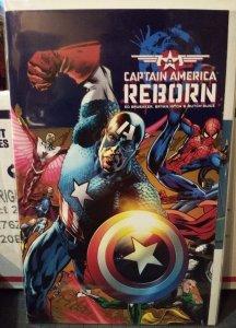 Captain America Reborn #6 NM