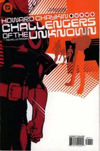 Challengers of the Unknown (2004 series) #1, VF+ (Stock photo)