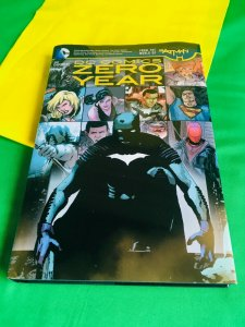 DC Comics Zero Year (Hardcover)