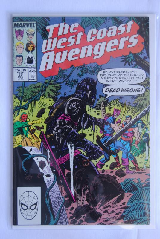 The West Coast Avengers 39