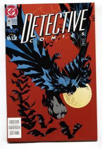 Detective Comics #651 1992-BULLET FOR BULLOCK story.  DC