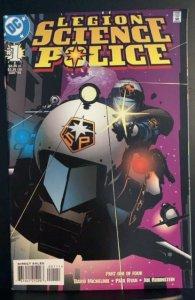 Legion: Science Police #1 (1998)